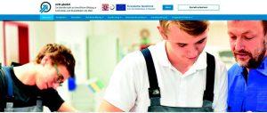 Webseite von AVM gGmbH