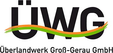 Logo - ÜWG Überlandwerk Groß-Gerau GmbH